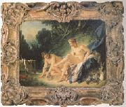Francois Boucher Diana Leaving the Bath (mk05) oil painting picture wholesale